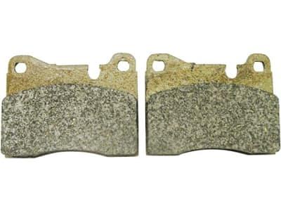 Bremsklotzsatz (2 St.) 90 x 70 x 19 mm, Kardanwelle mit Knott Bremssattel, Agroprima-, Agroxtra- und DX-Serie, für Deutz-Fahr