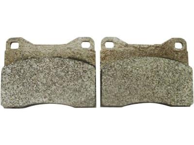 Bremsklotzsatz (2 St.) 90 x 70 x 15 mm, Kardanwelle mit ATE Bremssattel, Agroprima-, Agroxtra- und DX-Serie, für Deutz-Fahr