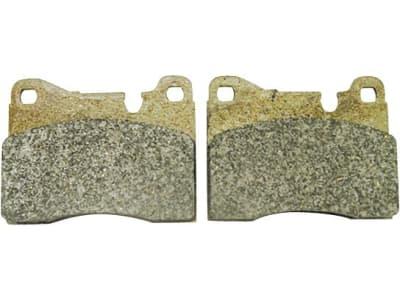 Bremsklotzsatz (2 St.) 90 x 70 x 15 mm, Kardanwelle Agrocompact 3.30 0 3.30; Kardanwelle und Fußbremse 970, C 55 – C 70, für Deutz-Fahr, Steyr