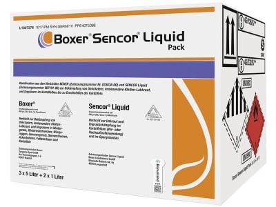 Syngenta BOXER® SENCOR® LIQUID PACK