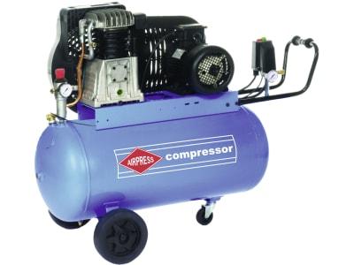 """Airpress Kompressor """"B4900 CT4"""", 13 bar, 90 l"""