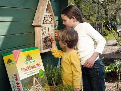Insektenhotel 36 x 56 x 10 cm