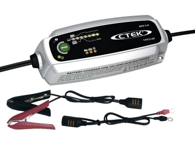 "CTEK™ Batterieladegerät ""MXS 3.8"", 7-stufig, Ladestrom max. 3,8 A"