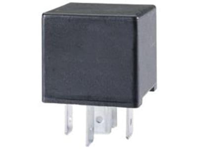 Hella® Relais 12 V, Öffner, Schließer, Wechsler, ohne Halter, 5-polig, Flachsteckanschluss, 4RD 933 332-401