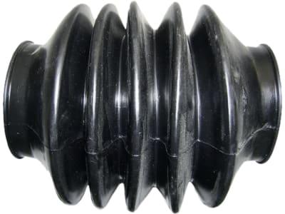Faltenbalg PKW Anhänger, Durchmesser 55 mm; 65 mm, Falten 5, für universal
