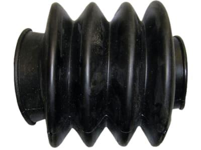 Faltenbalg PKW Anhänger, Durchmesser 105 mm; 105 mm, Falten 4, für Grümer, BPW