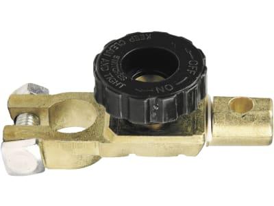 Batterietrennschalter 410 A, für SAG- und DIN-Standard-Minuspole 14–17 mm
