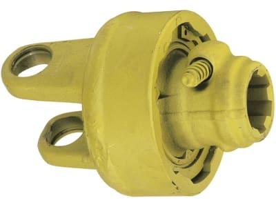 """Freilaufkupplung Baugröße 4, 1.600 Nm, 1 3/8"""" 6"""