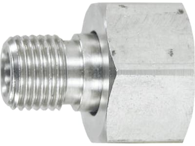"Gewindenippel 1/4"" AG - M 18 IG, Edelstahl, 2-teilig, für Flächenreiniger ""Turbodevil TD 300 Basic"""