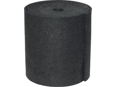 KERBL Antirutschmatte schwarz