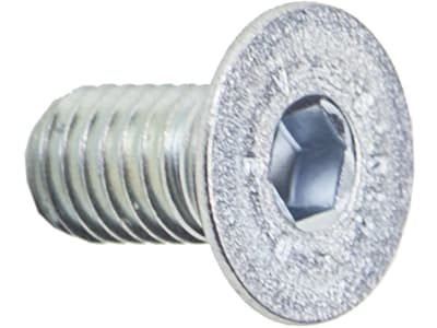 Gaspardo Innensechskantschraube DIN 7991 M 8 x 16 - 10.9 mit Senkkopf für Bodenschneider, F01030054R