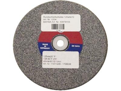 Kömag® Schleifscheibe 125 x 4 x 10 mm