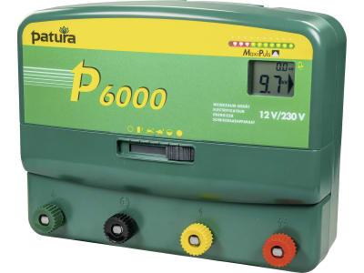 "Patura Weidezaungerät ""P 6000 MaxiPuls"" 12 V; 230 V, 145602"