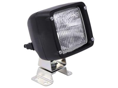 """Hella® Arbeitsscheinwerfer """"Ultra Beam H9 FF"""", AMP-Anschluss, für flood – großflächige, nahe Ausleuchtung, stehend, 1GA 996 150-081"""