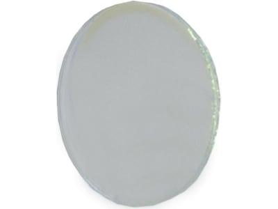 Schutzglas für Schweißbrille 50 mm, rund, farblos, splitterfrei, mit DIN-Stempel