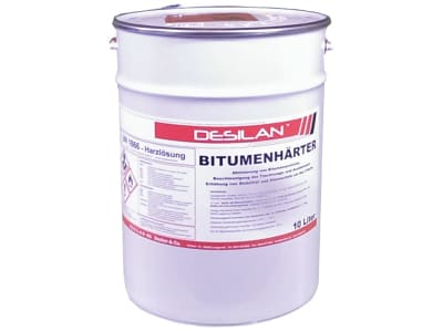 DESILAN ® Bitumenhärter zur Beschleunigung der Austrocknungszeit von Bitumenanstrichen 10 l Dose