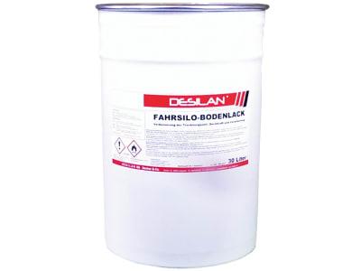 DESILAN ® Fahrsilo-Bodenlack für Fahrsiloböden aus Beton und Asphalt 30 l Dose