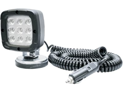 LED-Arbeitsscheinwerfer 1.081 lm, 10 – 50 V, 9 LEDs, mit Magnetbefestigung, 098 174 495