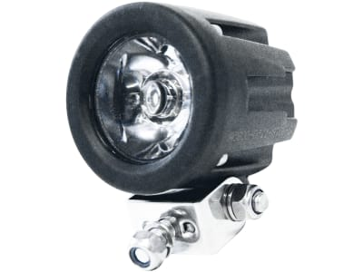 LED-Arbeitsscheinwerfer rund 1.200 lm, 10 – 80 V, 1 LEDs, Funkentstörung Klasse 3