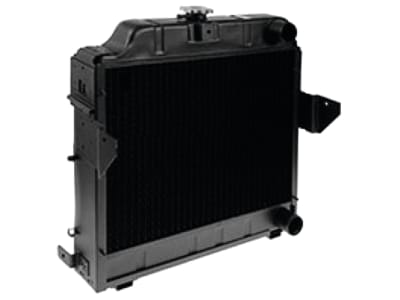 Wasserkühler für Case IH, Traktor 624, 654