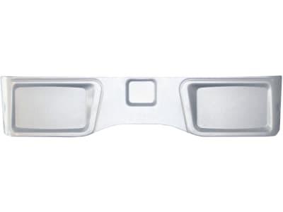 Rolly Toys® Lampenglas für Trettraktor Fendt 211 Vario, silber, 102 081 001 75