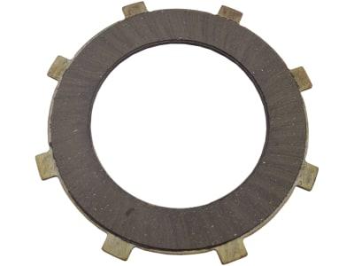 Außenlamelle 98,2 x 153,5 x 3,3 mm für Fendt Frontzapfwellenkupplung