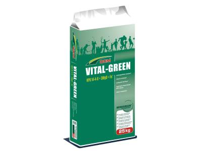 CUXIN DCM VITAL-GREEN NPK 14+5+9 für die Düngung von Sport- und Golfplätzen 25 kg Sack