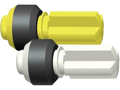 "HOSP® Ventilkegel ""VK-KS/MS"" Kunststoff; Messing für Tränkebecken K/1, K/2, L/4, L/5, D/1, WK/2, HK/3"