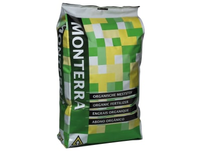 MeMon MONTERRA BIO MALT NPK 5+1+5 Dünger, mit optimaler Humusversorgung für den biologischen Gartenbau