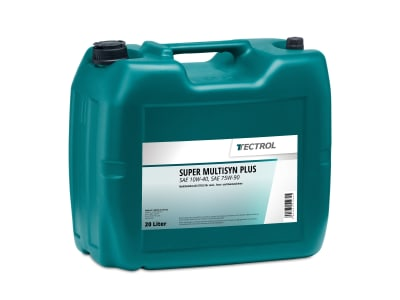 TECTROL SUPER MULTISYN PLUS   SAE 10W-40 – SAE 75W-90  Multifunktionsöl (UTTO / STOU)