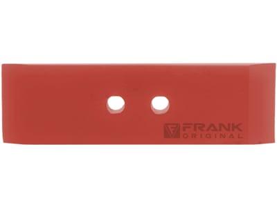 Frank Anlagenschoner, links/rechts, gewalzte Ware, 063 600 A, für Kverneland