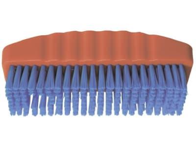 DeLaval Nagelbürste rot; blau 115 x 40 mm 64186601