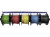 Herth + Buss Wandhalterung für bis zu fünf Kabelspulen, 61,6 x 15 x 15,5 cm, 51 274 200