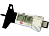 Profiltiefenmesser Digital, Messbereich 0 bis 25 mm