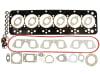 Motordichtsatz oben, Motor 8065.04, Zylinder 6, für Fiat