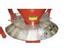 Streubreitenbegrenzer aus Edelstahl, für Schleuderdüngerstreuer P-Pro 180, P-Pro 300