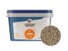 SPEED N° 1 Origin hochkonzentriertes, pelletiertes, melassefreies Mineralfutter für Pferde 1,5 kg Eimer
