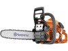 "Husqvarna® Benzin-Kettensäge ""130"" 1,5 kW (2,0 PS) Schnittlänge 35 cm, 9671084-01 !!betriebsbereit!!"