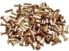 Halbhohlniete 5 x 10 mm für Bremsbeläge