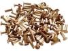 Halbhohlniete 5 x 12 mm für Bremsbeläge