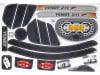 Rolly Toys® Aufkleber für Trettraktor Fendt 211 Vario, 105 000 200 00