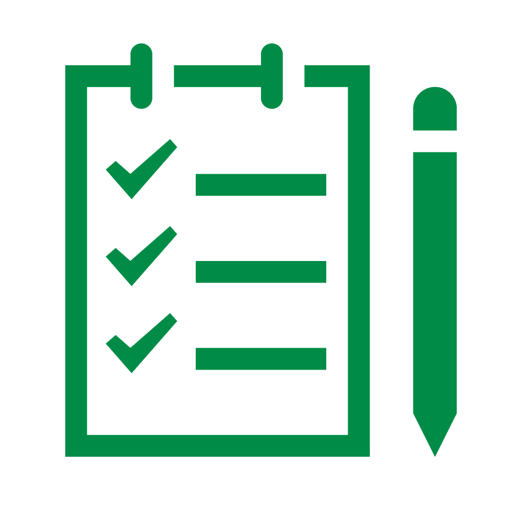 084_Pikto_NotizSchreiben_Checkliste_gruen_V2.png