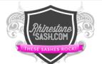 Rhinestone Sash