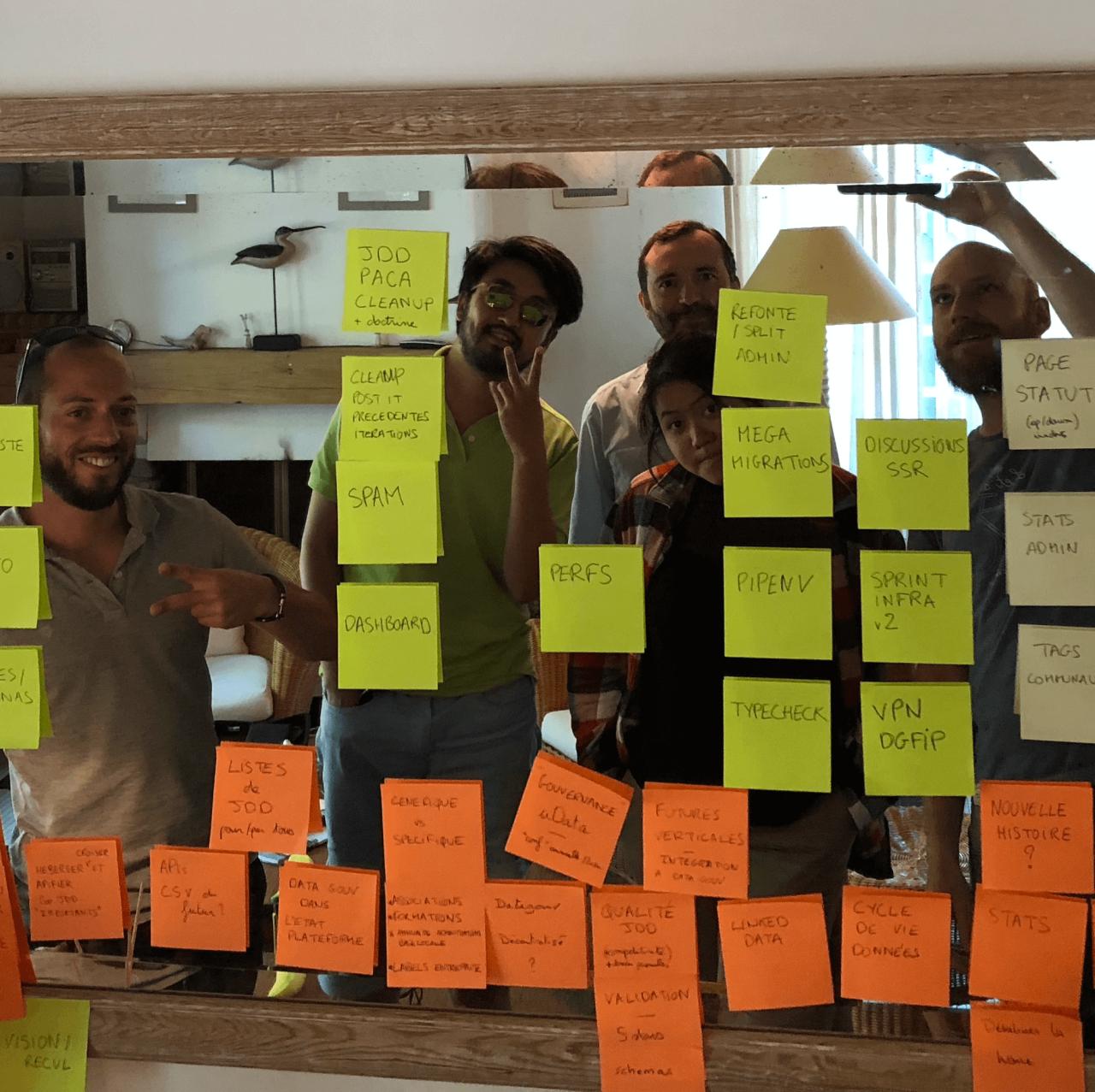 L'équipe derrière data.gouv.fr