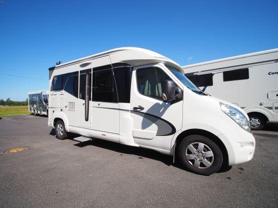 Hobby Premium Van 55 GF