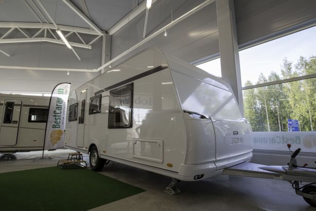 Hymer Eriba Exciting 470
