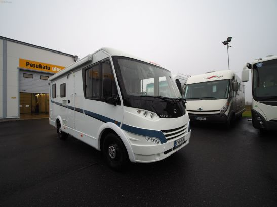 Dethleffs Globebus i 001/ i 002