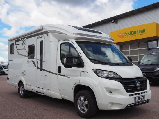 Hymer Tramp 574 CL