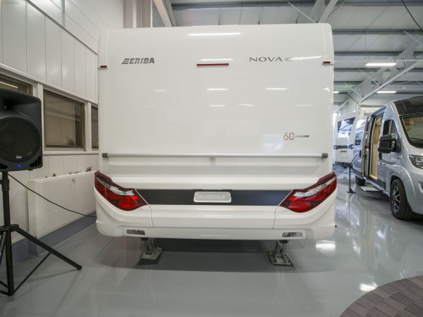 Hymer ERIBA Nova GL 560