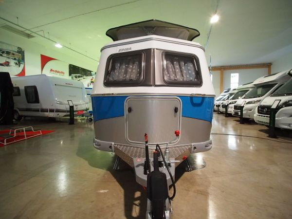 Hymer Eriba Touring Color Troll 530 Ocean Drive